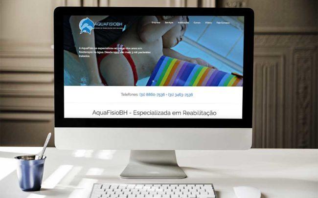 Aquafisio | Agência iMAGON
