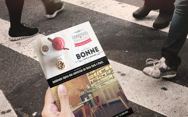 flyer Bonne Café & Bistrô