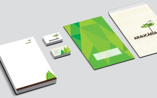 Branding Araucaria | Agência iMAGON