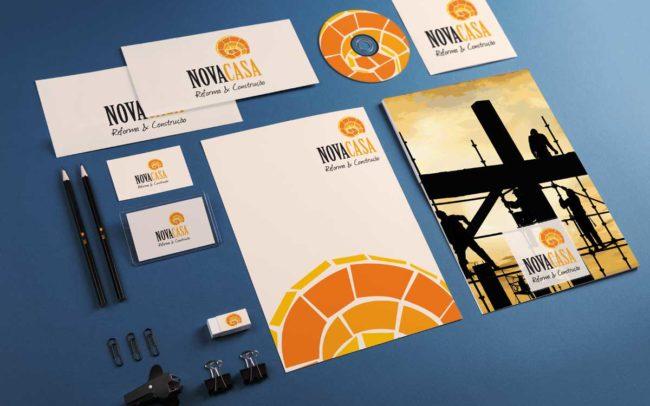 Branding Nova Casa | Agência iMAGON