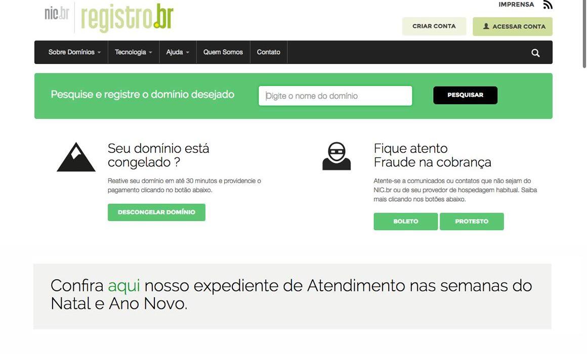 Registro.br | Agência Imagon